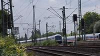 Approaching Bochum Hbf