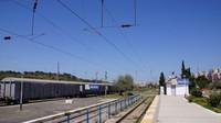 Halkali Station