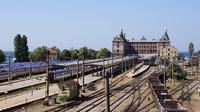 Haydarpaşa Station Yard