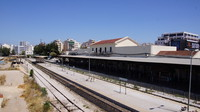 Old Larissa Station (still in use)