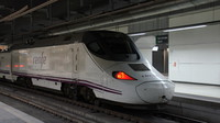 High-speed at Barcelona Sants