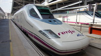 Renfe at Valencia