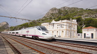 High-speed passing Garraf