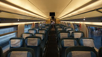 High-speed cabin
