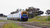 Griffith Xplorer at Yass Junction
