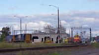 V/Line Albury Service departing Melbourne