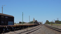 Looking towards Murtoa Station