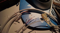 Proper cabling