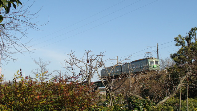 A Nankai 21000 Series at Oigawa Railway