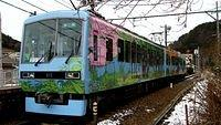 Eizan Dentetsu Colourful Train