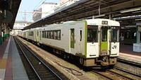 Niigata Station - Kiha 110