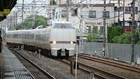Thunderbird passing Takatsuki