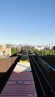 Freight towards Melbourne