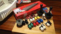 Arcade Controller Kit