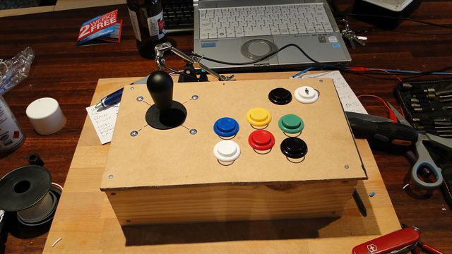 Controller done