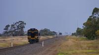 DERM 58 approaching Rockbank