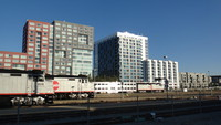 San Francisco Caltrain Station