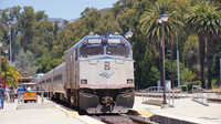 Amtrak 90208 at San Luis Obispo