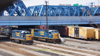 CSX Yard - The Bronx