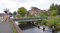 Canal crossing south of Veendam