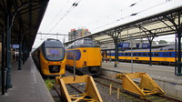 EMUs at Groningen