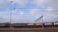 Freight at Venlo
