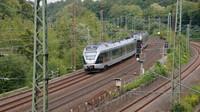 Abellio EMU approaching Bochum