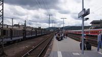 Freight rake at Bochum