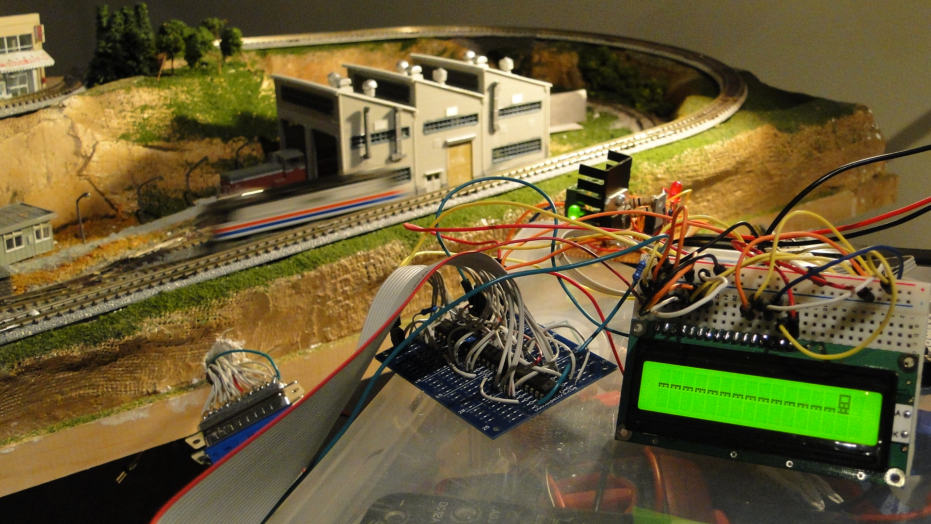 Dcc Track Wiring Moreover Ho Scale Turntable A Model Railway Get Free Image About