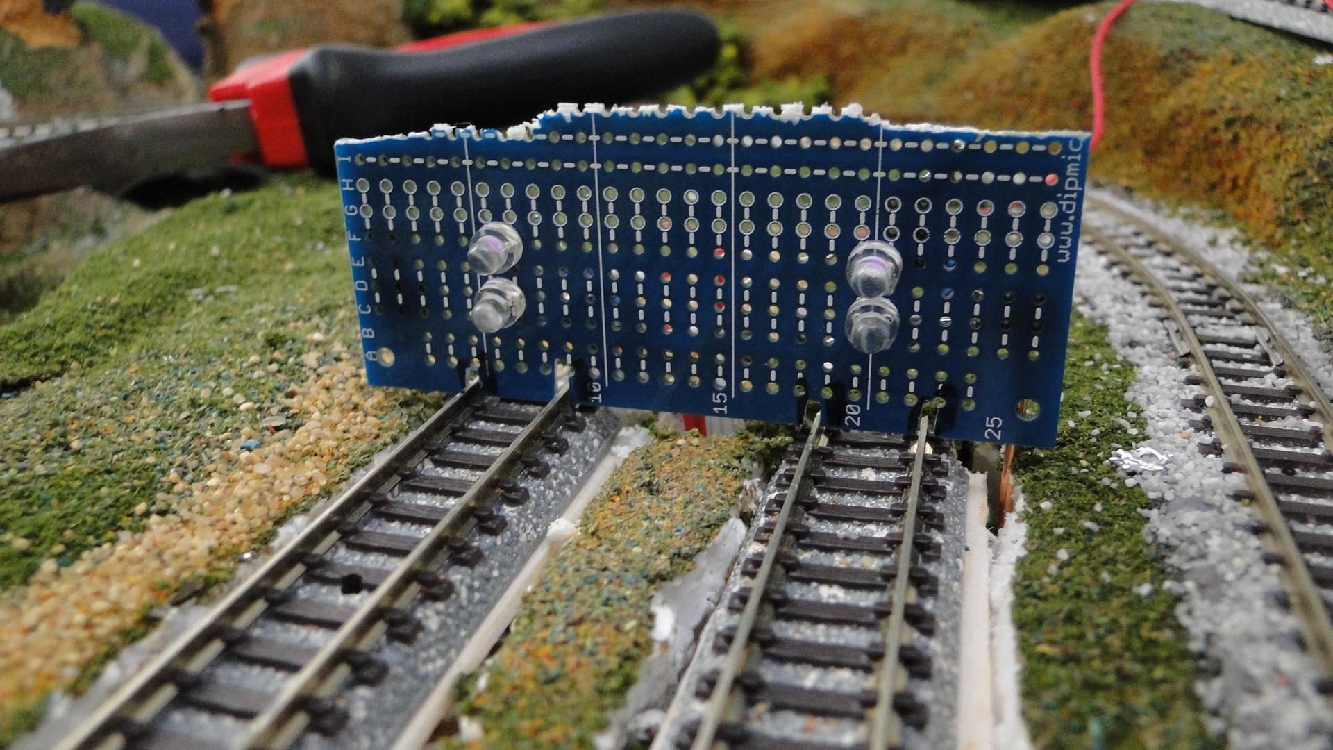 Infrared Arduino Revisited Modelrailotenko Ir Beam Breaker The