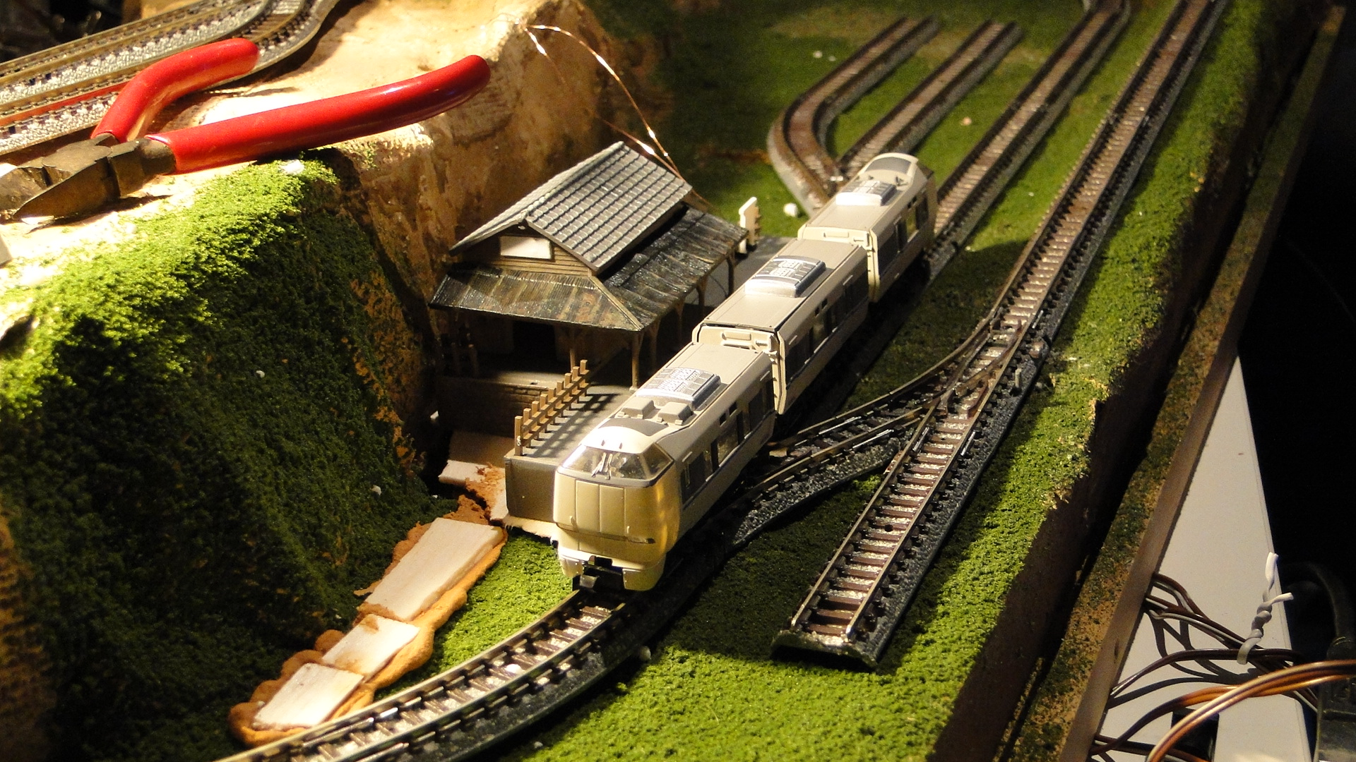 Tracking trains with an Arduino and RFID : Implemented « modelrail