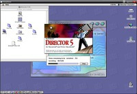 Disassembling Macromedia Director 5.0 (+ Random Oldschool Emulation)